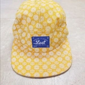 lost.co 5 point hat